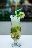 Mojito in a glass Stock Images