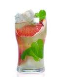 Mojito grapefruit  cocktai Stock Images