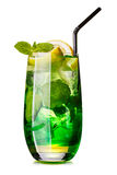 Mojito in higball Stock Photo