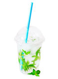Mojito ice drink Stock Images