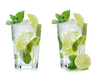 Mojito isolated Royalty Free Stock Photo