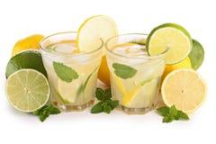 Mojito- lemonade Royalty Free Stock Image