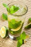 Mojito lime drink Stock Photo