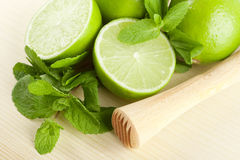 Mojito mix Stock Photos