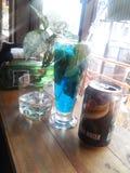 Mojito-Soda-Getränk Lizenzfreie Stockfotografie