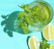 Mojito in summer Stock Photography