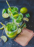 Mojito time Royalty Free Stock Photography