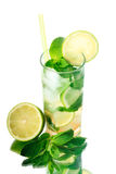 Mojito white Royalty Free Stock Images