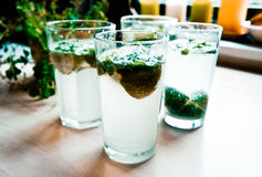 Mojitos Obrazy Stock