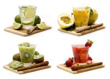 Mojitos-Cocktail Lizenzfreie Stockfotos