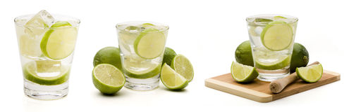 Mojitos-Cocktail Stockbild