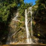 Mok Fa waterfall Royalty Free Stock Photo