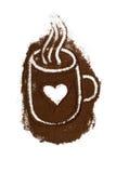 Mok koffie Royalty-vrije Stock Afbeelding