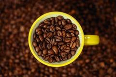 Mok koffie Stock Fotografie
