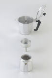 Moka Pot royalty free stock photos