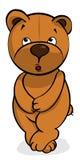 8 mokiet niedźwiadkowy ilustracyjny eps v Zdjęcie Royalty Free