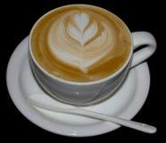 Mokki kawa Zdjęcie Stock