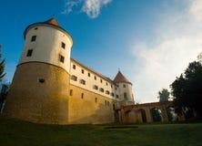Mokrice slott arkivbilder