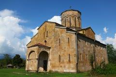 Mokva temple, Abkhazia Stock Images