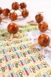 Molécula de madeira Foto de Stock