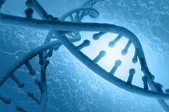 Molécule d'ADN illustration stock