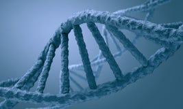 Molécule d'ADN Images stock