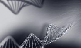Molécule d'ADN images libres de droits