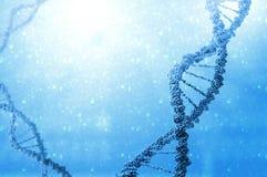 Molécule d'ADN photos stock