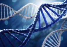Molécule d'ADN image libre de droits