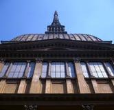 Mol Antonelliana, museum van bioskoop, Turijn Italië Stock Foto