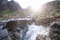 Mola alpina Imagens de Stock Royalty Free