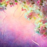 Mola Cherry Blossom Fotos de Stock Royalty Free