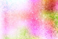 Mola Cherry Blossom Background Fotografia de Stock
