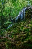 Mola da cachoeira Imagens de Stock Royalty Free