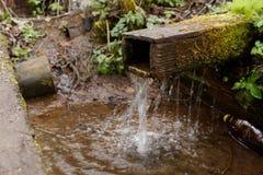 Mola de água velha Imagem de Stock