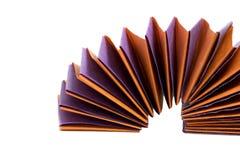 Mola de papel Imagens de Stock