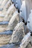 Mola de Spili, Crete Fotos de Stock