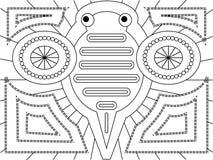 Mola Design Stock Fotografie