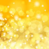 Mola do ouro ou fundo do verão. Imagens de Stock Royalty Free