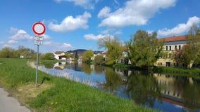 Mola em Alemanha Foto de Stock Royalty Free
