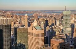 Mola em Manhattan foto de stock royalty free