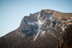 Mola em montanhas crimeanas imagens de stock royalty free
