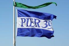 Mola 39 flaga Zdjęcie Stock
