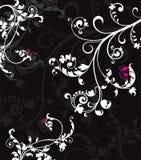 Mola floral Imagens de Stock Royalty Free