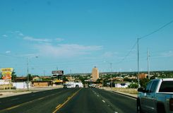 Mola grande, Texas, EUA fotografia de stock royalty free