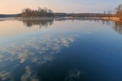Mola, lago Whitford imagens de stock royalty free