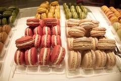 Mola Macarons em Paris fotos de stock royalty free