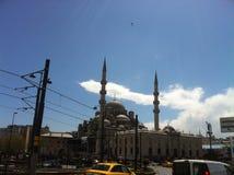 mola muito bonita em Istambul Foto de Stock