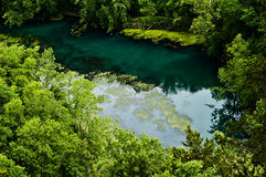 Mola natural do Ha Ha Tonka fotos de stock royalty free