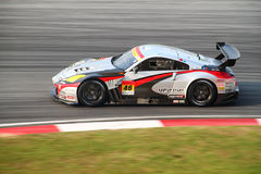 Mola Nissan 46, SuperGT 2010 Royalty Free Stock Photography